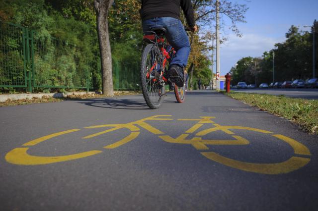 Összesen 150 milliárd jut bicikliutak fejlesztésére
