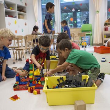 Potápi: az óvodák és iskolák felújítása a családok évének legjobb eleme
