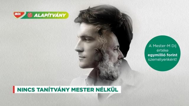 Tanáraink és edzőink jelölését is várja a Mol Mester-M díj!