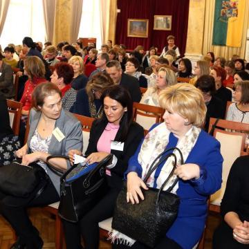 Tankerületi konferencia - Félmilliárd forinttal több jut a fogyatékkal élőkre