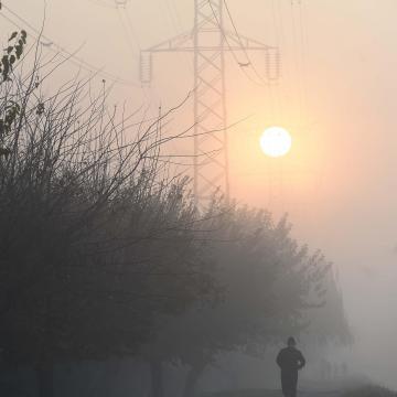 Térségünkben továbbra is kifogásolt a levegő minősége