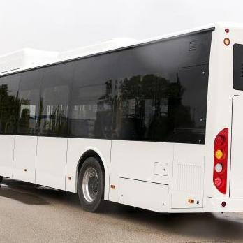 Átadták az első komáromi elektromos buszt Salgótarjánban