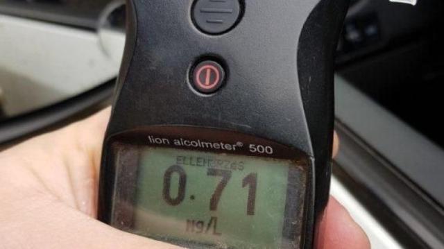 Elvették a jogosítványát a szabálytalan autósnak