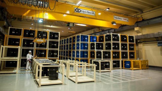 Folyamatosak a fejlesztések a radioaktívhulladék biztonságos kezeléséért