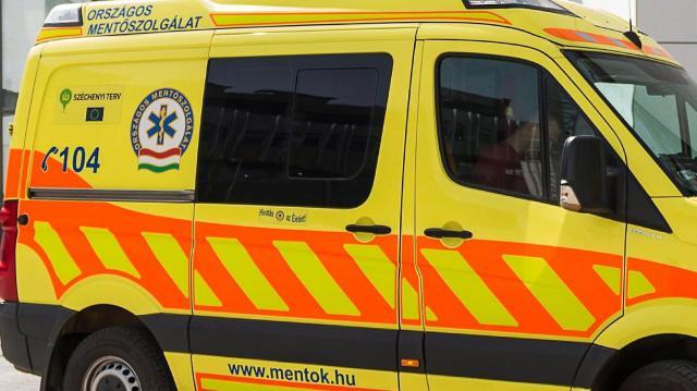 Halálos gyalogos gázolás történt az 58-as úton