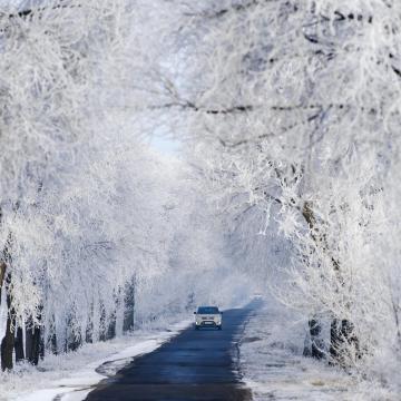 Hideg idővel kezdődik a hét