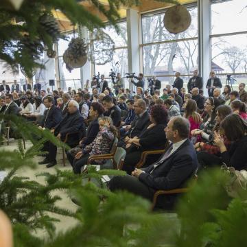 Ismét a Magyarok karácsonyára várják a vendégeket Ópusztaszeren