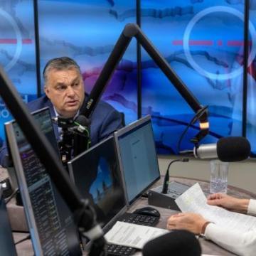 Orbán Viktor: Ütésálló lett a magyar gazdaság