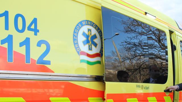 Többen megsérültek egy buszbalesetben Jakabszálláson