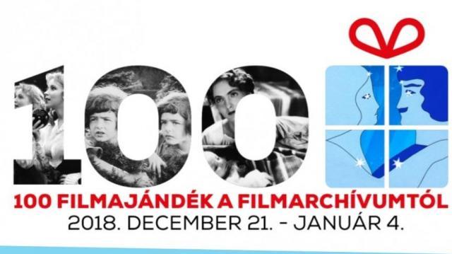 Az ünnepek idején száz film szabadon elérhető a Filmarchívum csatornáján