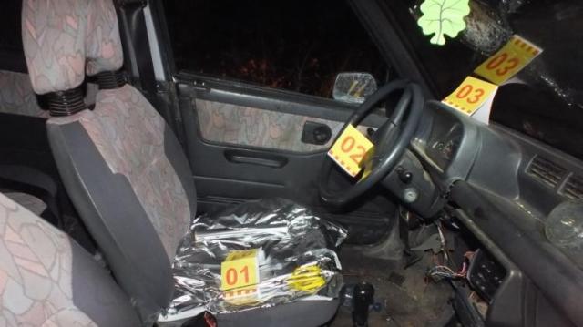 Egy éjszaka alatt két autót vitt el és hármat tört össze