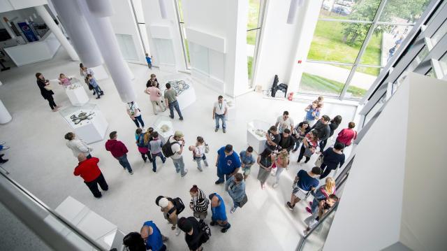 Hamarosan fogadja az első gyerekcsoportokat az új természettudományos élményközpont