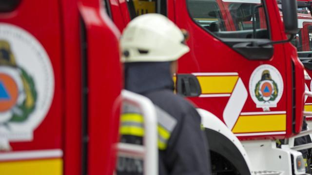 Háztűzhöz siettek a tűzoltók Tiszakécskén