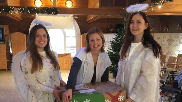 Idén is több százak karácsonyát tették szebbé a pécsi angyalok