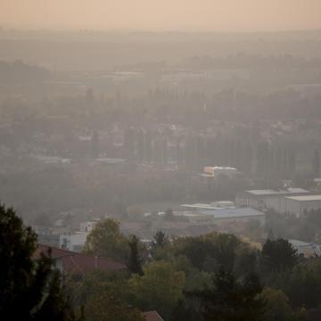 Többfelé kismértékben javult a levegő minősége