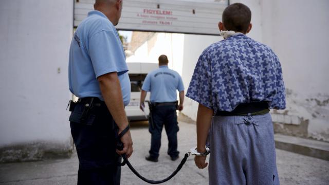 A börtönben is bűnözött egy férfi