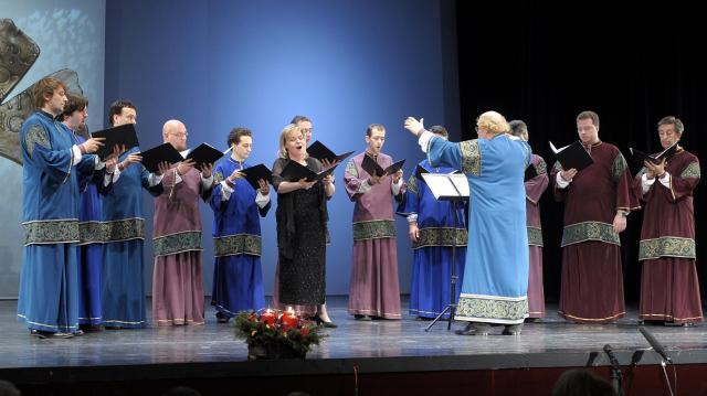 A Szent Efrém Férfikar Pál István Szalonnával és Bandájával ad koncertet