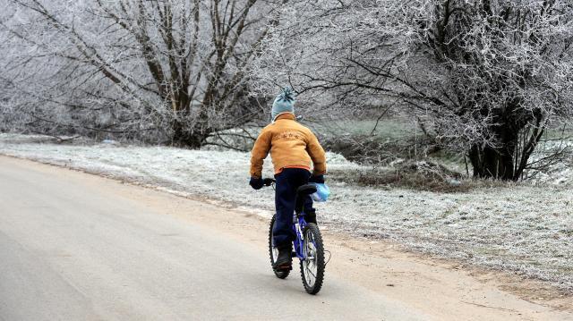 Csontrepesztő fagy után hóolvasztó meleg jön