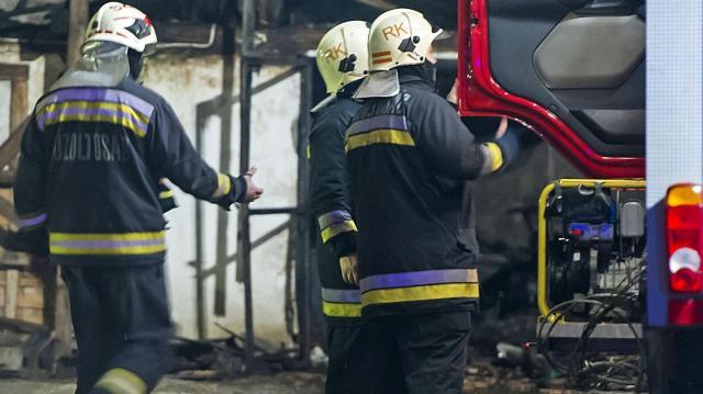 Holttestet találtak egy leégett garázsban Sárospatak külterületén