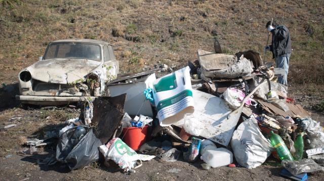 Illegális hulladéklerakók felszámolására pályázhatnak az önkormányzatok