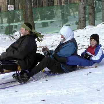 Kékestetőn több mint 30 centiméter hó van