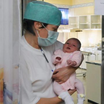 Megszülettek az első lombik-babák Kaposváron