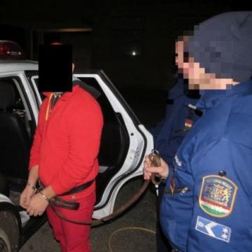 Őrizetben a zsarolók