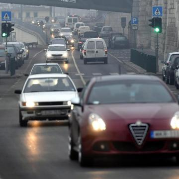 Országszerte nőtt a légszennyezettség
