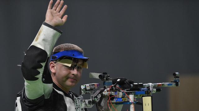 Sidi kiemelkedő eredménnyel nyerte az első légfegyveres Eb-válogatót