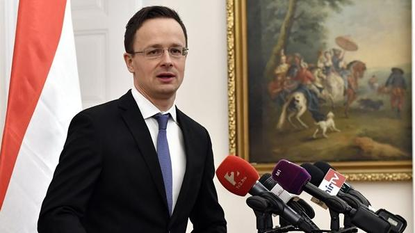 Szijjártó Péter: Nem volt még ekkora tétje EP-választásnak - VIDEÓ