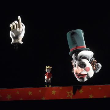 Csütörtökön mutatja be Coraline című új darabját a Budapest Bábszínház