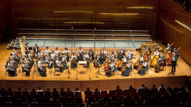 Gilbert Varga január végén debütál vezető karmesterként a Kodály Központban