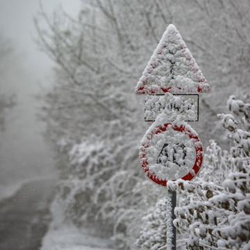 Havazás miatt figyelmeztetést adtak ki térségünkre is