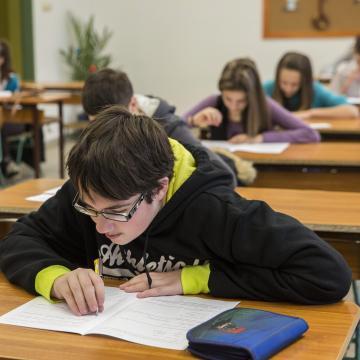 Ma tartják a középfokú írásbeli felvételi vizsgákat