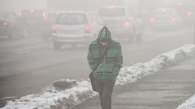 Szálló por - Változatlanul rossz a levegő északkeleten