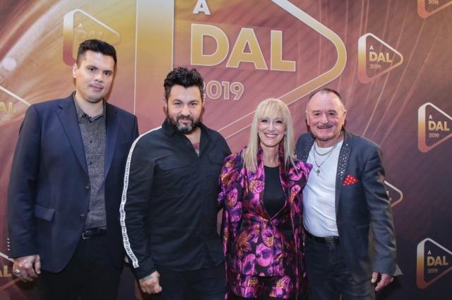 Tíz új fellépővel folytatódik A Dal 2019
