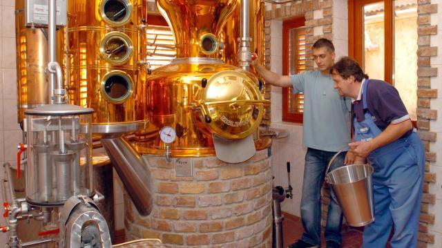 8 millió liter pálinka készült csak a bérfőzdékben