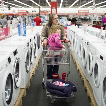 Borsod megyéből érkezett a legtöbb igény a a háztartási gépek csereprogramjára