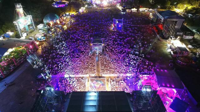 Csaknem egymilliárdos fejlesztés indul a VOLT fesztivál területén