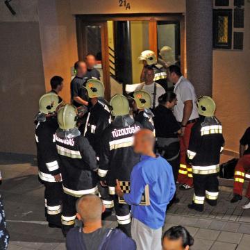 Szénmonoxid-szivárgás Angyalföldön, 38 embert kórházba szállítottak
