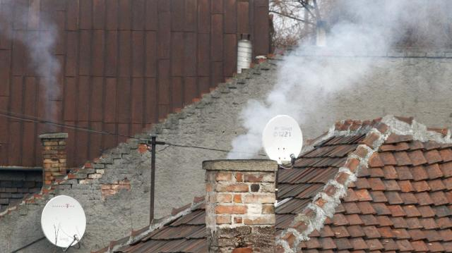 Több helyen megint egészségtelen a levegő