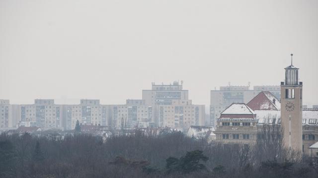 Több városban kifogásolt a levegő minősége