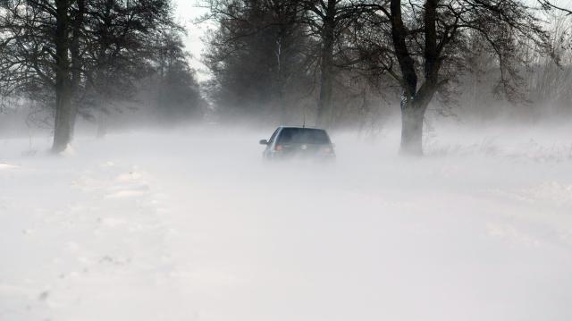 Többfelé is hófúvásra kell számítani