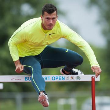 A Békés megyei Baji Balázs már idén szeretne olimpiai kvótát szerezni