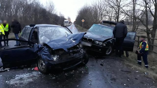 A vétlen sofőr halt meg