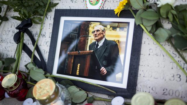 Aranycsapat Emlékév: a 93 éve született Grosics Gyulára emlékeztek