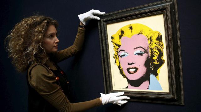 Az évtized kiállítása - Andy Warhol műveit mutatják be Békéscsabán