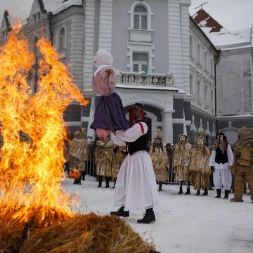 Farsangi napokkal búcsúztatják a telet Kaposváron