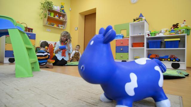 Ötvenezerre nőtt a bölcsődei férőhelyek száma Magyarországon