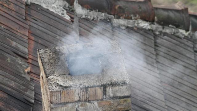 Szálló por - Romlott a levegő minősége